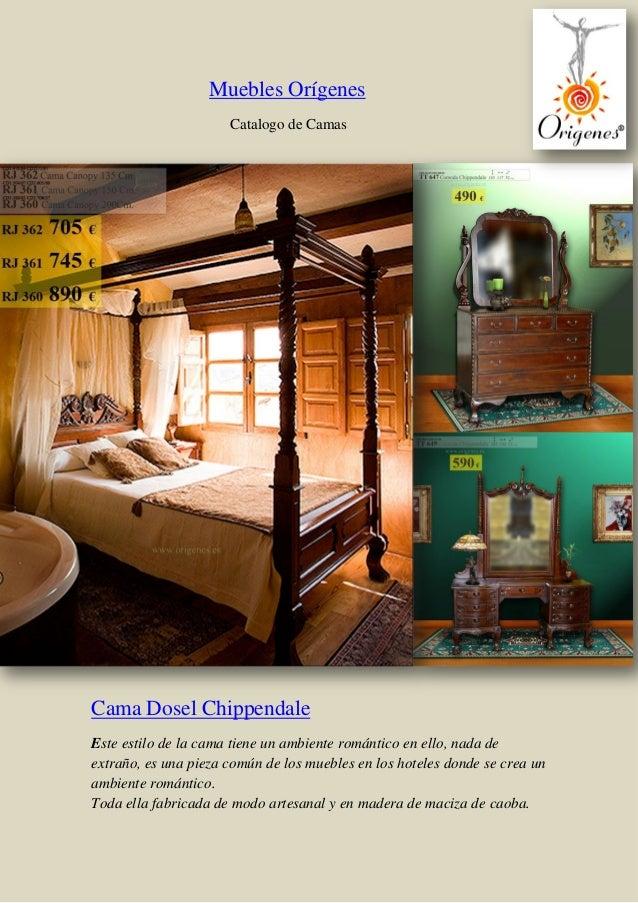 Muebles asturias camas