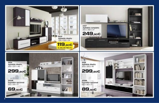 Ahorro total muebles coleccion hogar 2015 for Muebles ahorro total