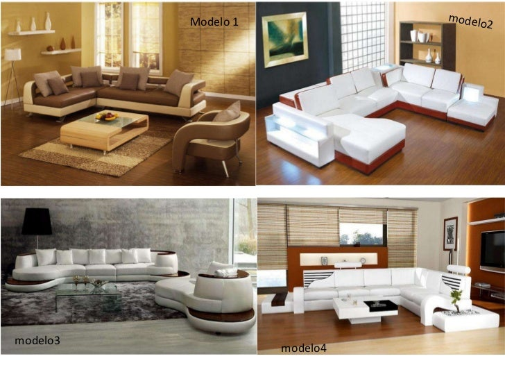 Muebles de sala modernos - photo#24