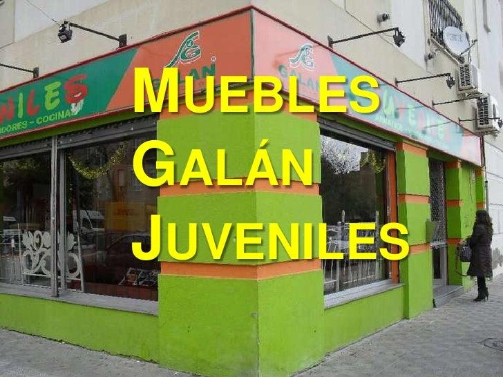 Muebles gal n juveniles for Muebles juveniles asturias