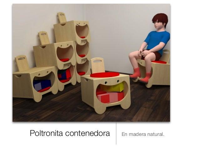 Muebles infantiles multifuncionales for Muebles infantiles modernos