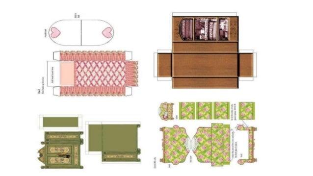 Muebles de cocina para armar de papel ideas - Muebles de papel ...