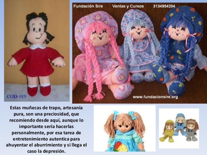 JUGUETE <br />Estas muñecas de trapo, artesanía pura, son una preciosidad, que  recomiendo desde aquí, aunque lo important...