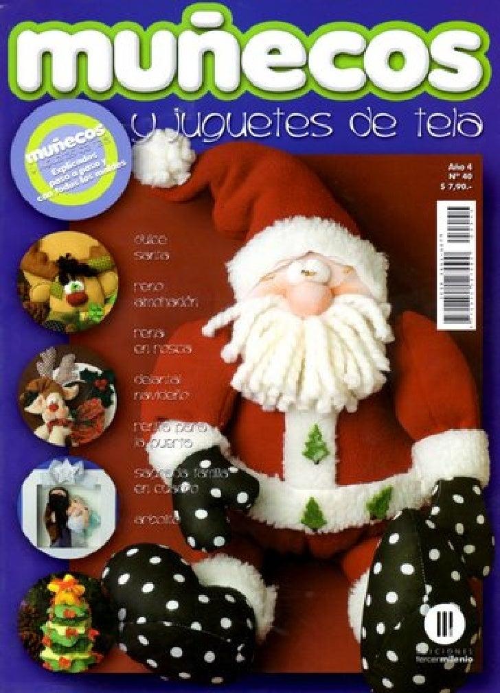 Muñecos y juguetes 40 navidad