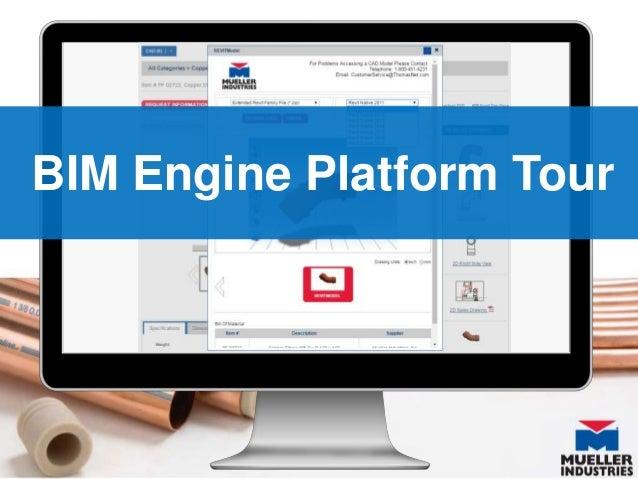 Mueller Industries - BIM Engine Tour