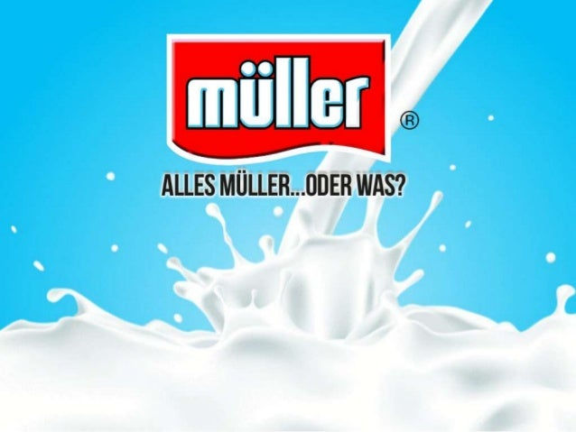 Müller Milch In Russia