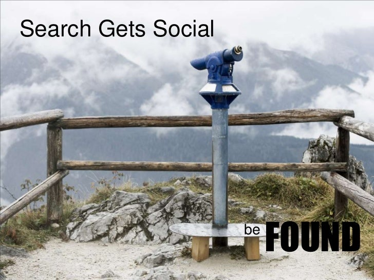 Search Gets Social                                                iCrossing        Why search, who we are, our award winni...