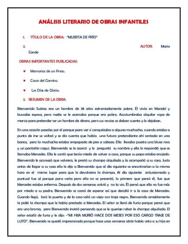 Muertafrio Anahi García Slide 2