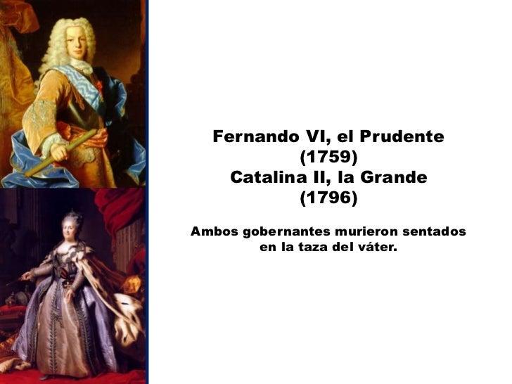 """Adolfo Federico de     Suecia (1771)El llamado """"rey que comió hasta morir"""" falleció por problemasdigestivos tras engullir ..."""
