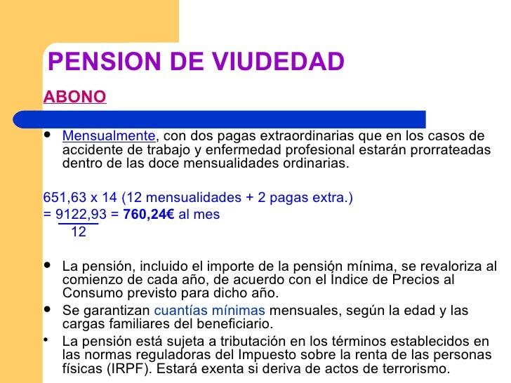 Muerte y supervivencia ejercicio 2 - Se cobra la pension el mes de fallecimiento ...