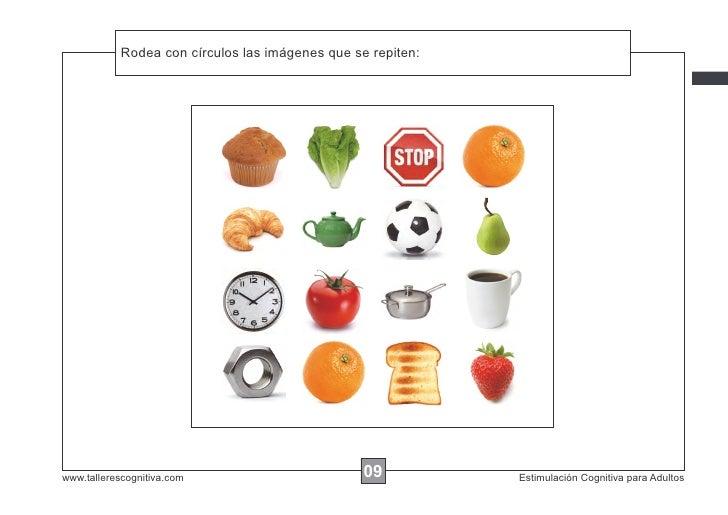 Rodea con círculos las xxxxx que que se repiten: de la tabla:                                   imágenes se repiten dentro...