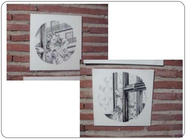 Muestra artística Camino López