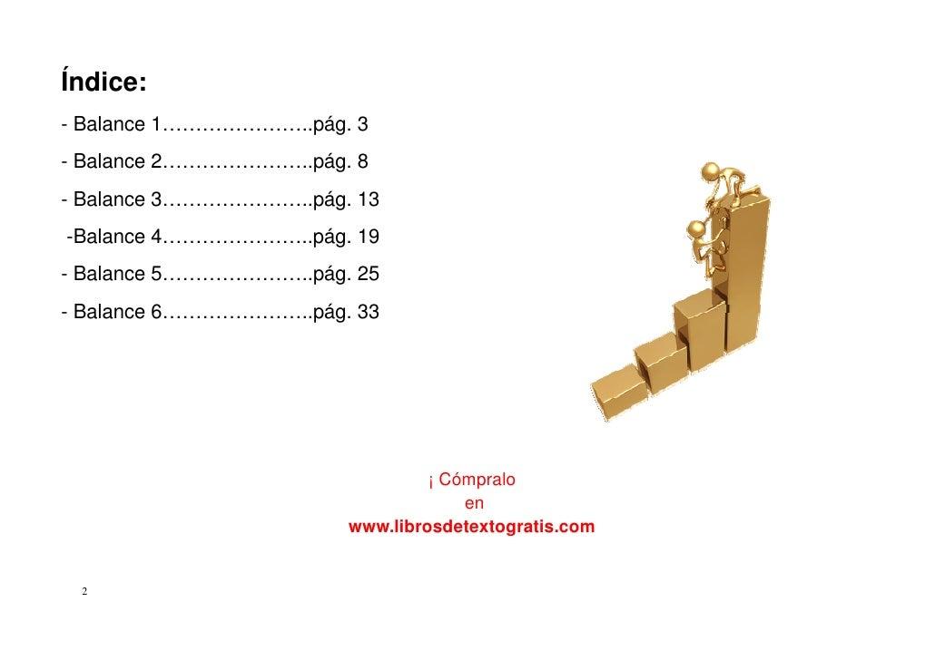 Muestra manual visual de balances 2012