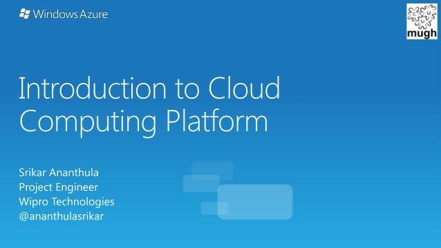 CloudComputingPatterns