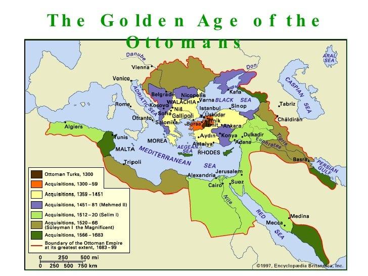 Mughal And Ottoman Empires