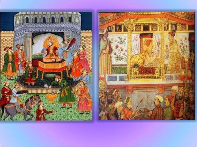 write an essay on mughal art and architecture