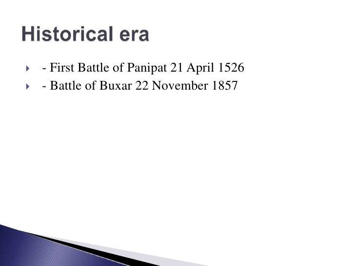 Mughal empire