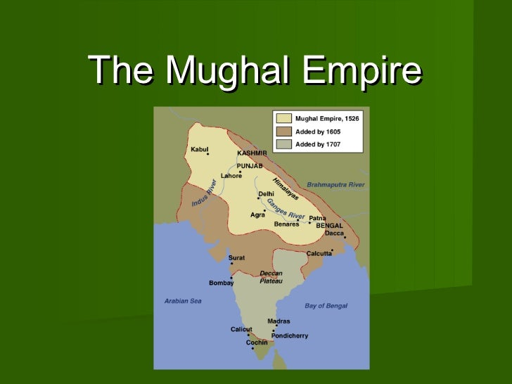 the mughul empire The mughal empire (also mog(h)ul, persian: گُورکانِیان  gūrkāniyān urdu: مُغلِیَہ سَلطَنَت , muġliyah salṭanat,) was an empire extending over large parts of the indian subcontinent and ruled by a dynasty of chaghtai-turkic origin.