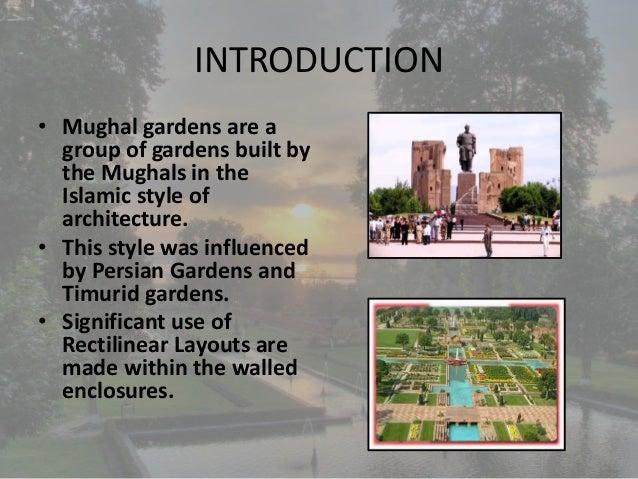 Landscape Architecture: History Of Landscape Architecture Ppt