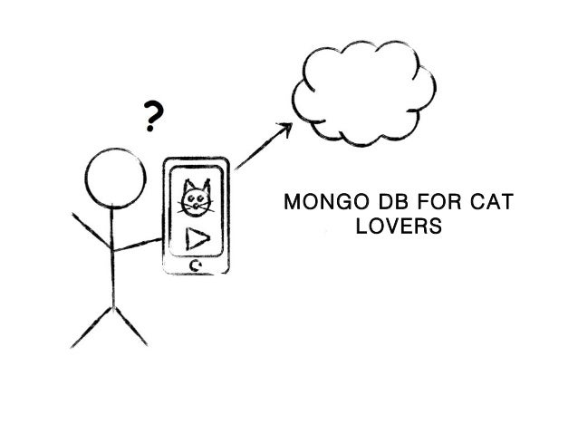 MONGO DB FOR CAT LOVERS