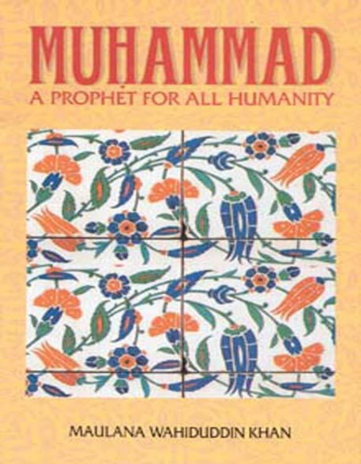 Muhammad a Prophet For all Humanity                                Table of ContentsTABLE OF CONTENTSTable of Contents.......