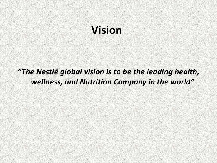 project on nestle Since its founding, nestlé's business practices have been governed by integrity, honesty, fair dealing and full compliance with all applicable laws.