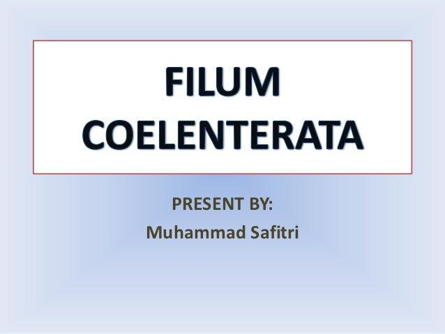 PRESENT BY:Muhammad Safitri