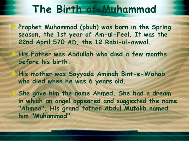 Of prophet pdf biography muhammad
