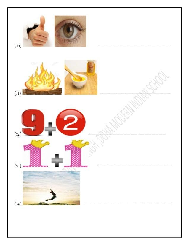 Idioms, Muhavare, मुहावरे  (चित्रात्मक शैली में) Slide 3