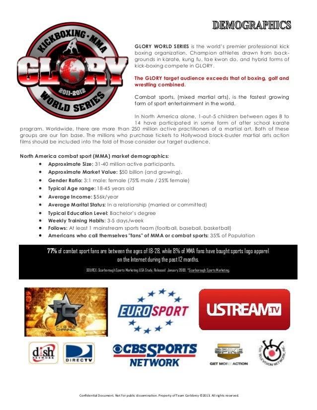 Professional Athlete Sponsorship Proposal Package