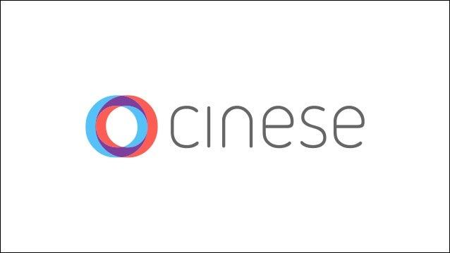 O Cinese é uma plataforma de aprendizagem  colaborativa que facilita encontros inspiradores entre  pessoas que querem ensi...