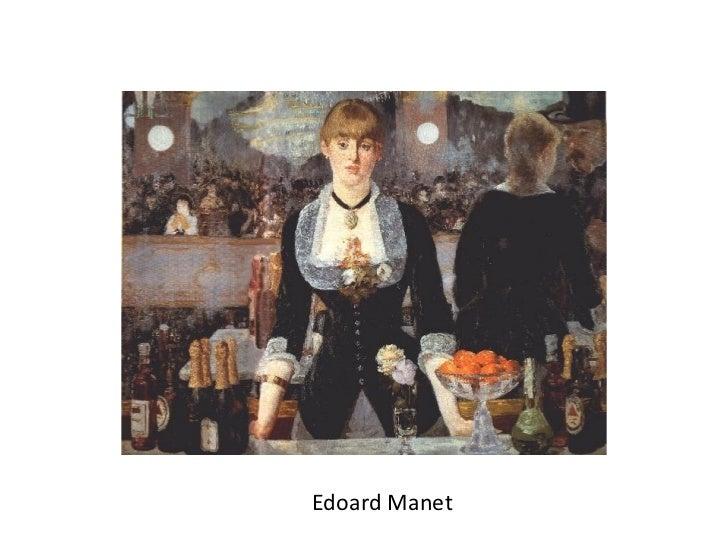 Edoard Manet