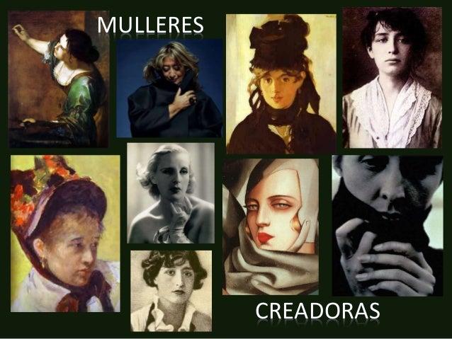 CREADORAS MULLERES