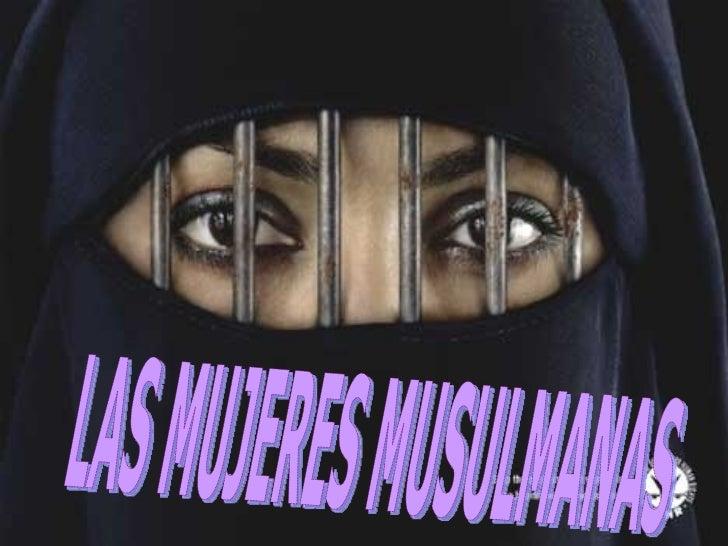 Como vive una mujer musulmana