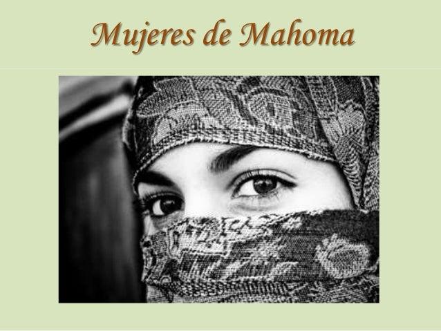 Mujeres de Mahoma