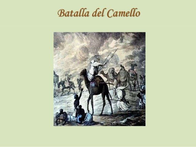 Batalla del Camello