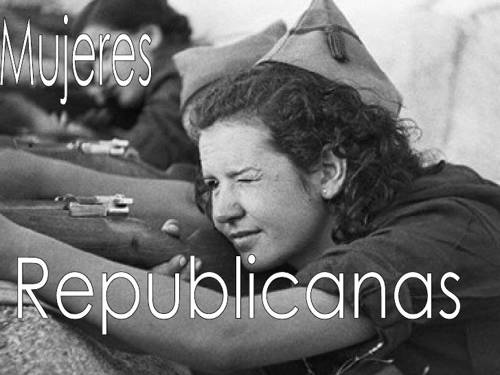 Mujeres Durante La República