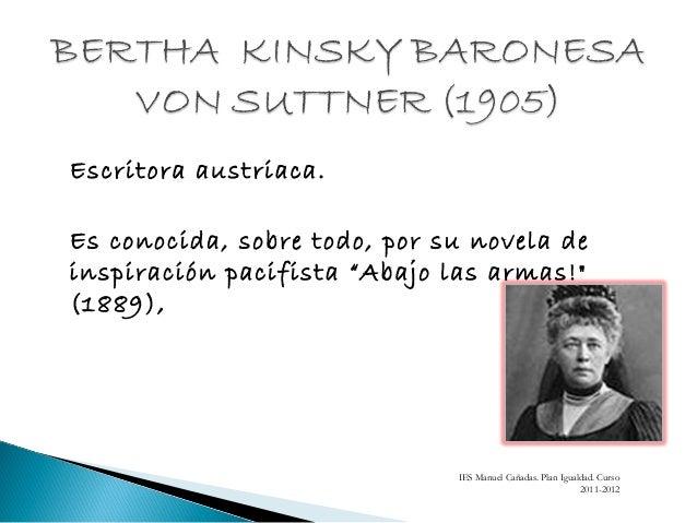 Mujeres premio nobel_de_la_paz Slide 2