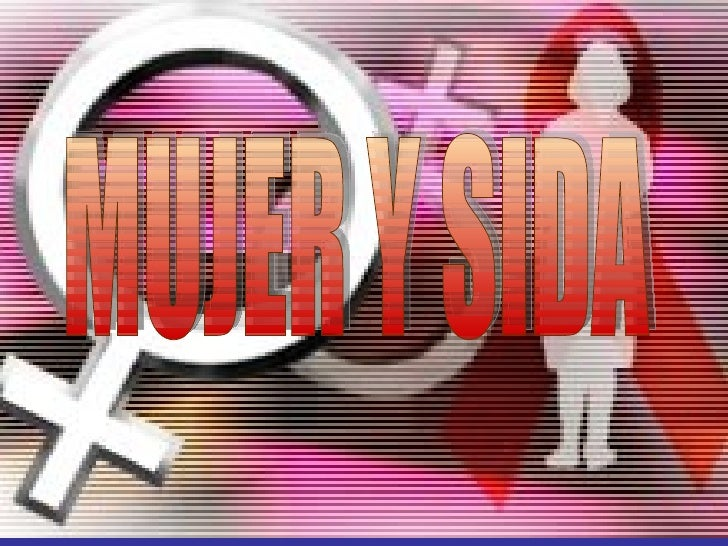 MUJER Y SIDA