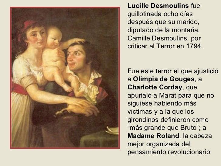 Mujer y revolución francesa
