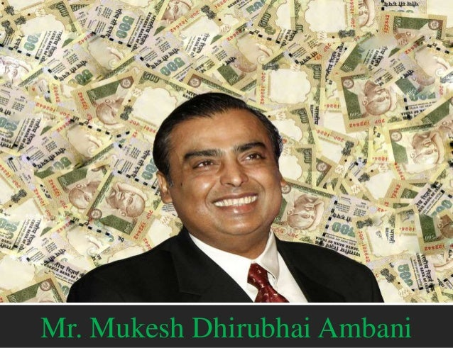 Mukesh ambani leadership style