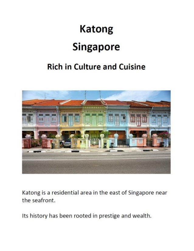 Click here to read what investors have planned for Katong's future.