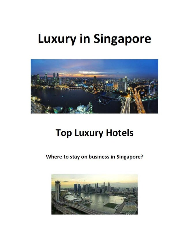 Click here for more details on Singapore Commercial and Resort Properties.