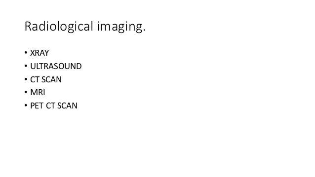 IMAGING & ITS ROLE IN FEMALE GENITAL CANCER Slide 2