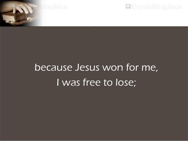 New Life in Jesus Christ