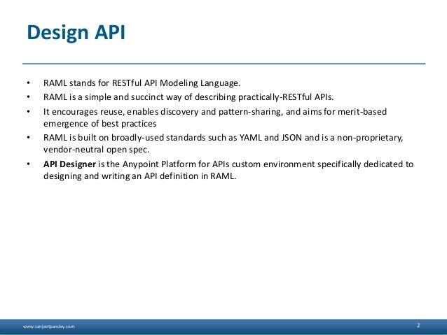 Mule api gateway overview Slide 2