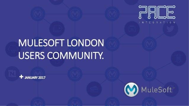 MuleSoft London Community - API Marketing, Culture Change