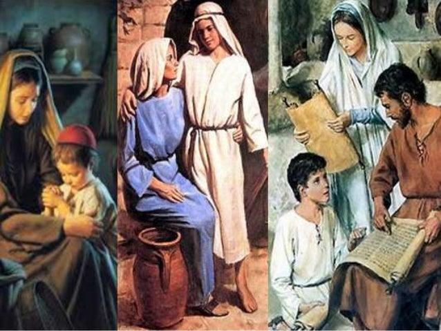 O Papel da Mulher no Judaísmo antigo • Papeis bem definidos: cada pessoa com suas responsabilidades: pai, mãe, primogênito...