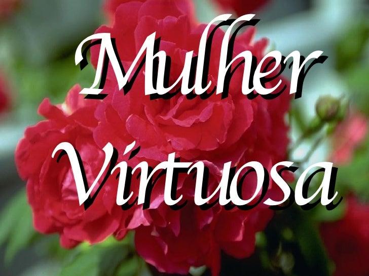 Mulher Virtuosa