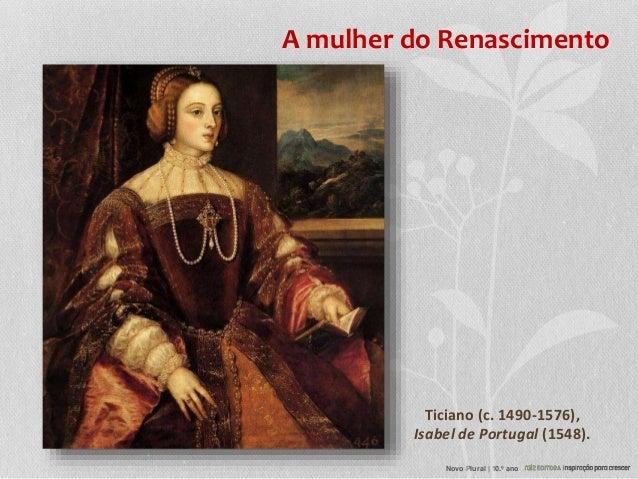 mulher renascimento